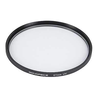 Monoprice® 67 mm UV Filter