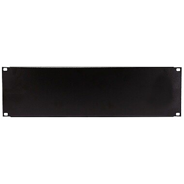 Monoprice® Blank Spacer Panel, 3U