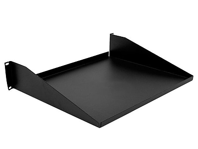 Monoprice® 50 lbs. Single Sided Shelf, 2U