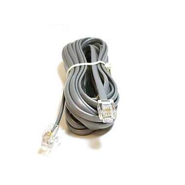Monoprice® 931 Reverse Phone Cable, 14'