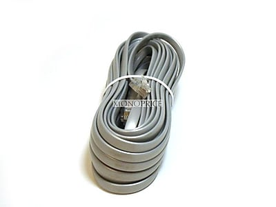 Monoprice® 943 Reverse Phone Cable, 25'