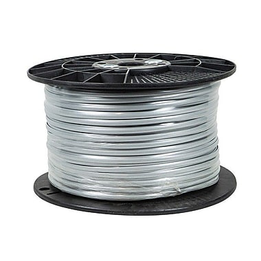 Monoprice® 953 6 Wire Stranded Bulk Phone Cable, 1000'