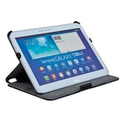 """Monoprice® Duo Case and Stand For Samsung Galaxy Tab 3 - 10"""", Black"""
