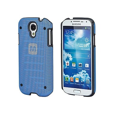 Monoprice® Industrial Metal Mesh Guard Case For Samsung Galaxy S4, Blue