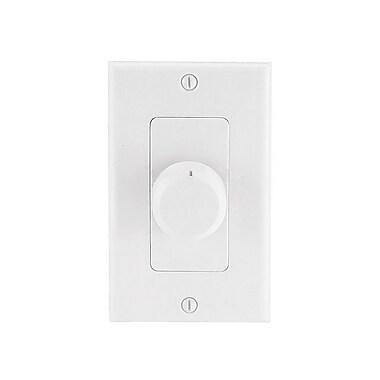 Monoprice® 108241 50 W Rotary Speaker Volume Controller