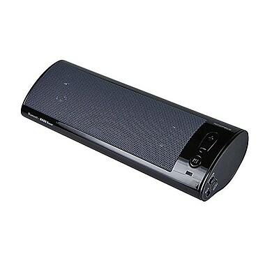 Monoprice® Portable Bluetooth Speaker, Black/Gray