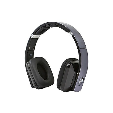 Monoprice 10585 On-Ear Headphone with aptX, Black