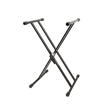 Monoprice® 602220 Double X-Frame Keyboard Stand