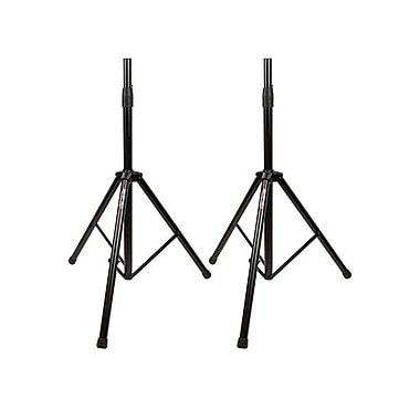 Monoprice® 602350 PA Speaker Stands With Air Cushion