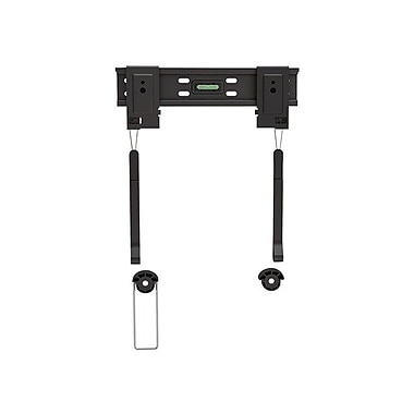 Monoprice® 110448 Low Profile Wall Mount For Most 17