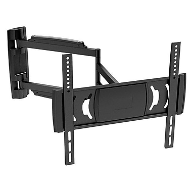 Monoprice® 110458 UL Certified Full Motion TV Wall Mount For 32