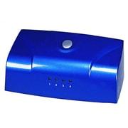 Monoprice® Linxcel 4 Port SVGA/VGA Electronic Monitor Switch, Blue