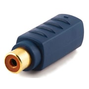 Monoprice® S-Video Female to RCA Female Adapter