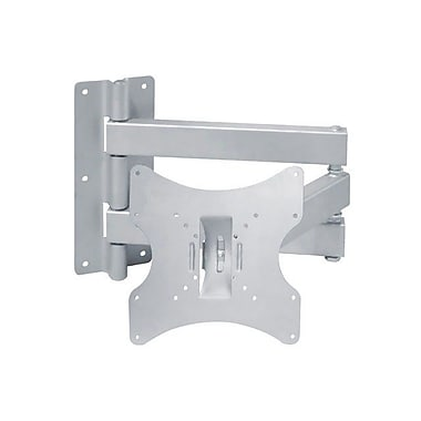 Monoprice® 103411 3 Way Adjustable Tilting Wall Mount Bracket For 17