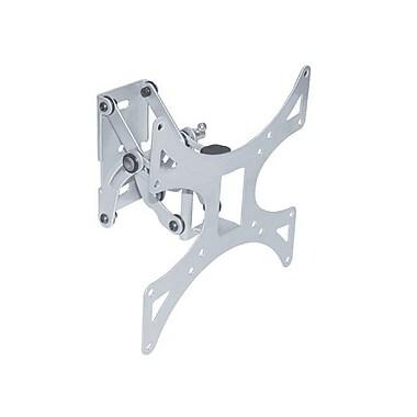 Monoprice® Adjustable Tilt/Swivel Wall Mount Bracket F/10
