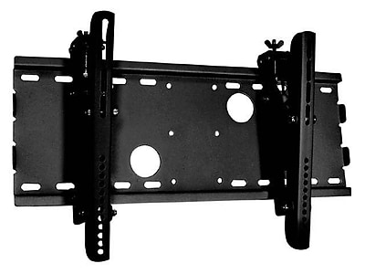 Monoprice® 105084 Adjustable No Logo Wall Mount Bracket F/32