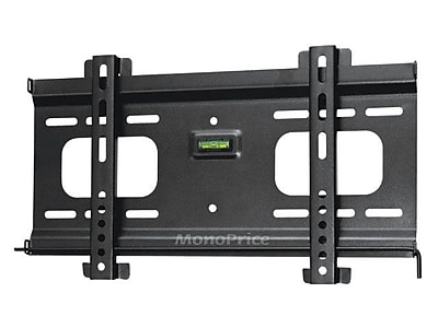 Monoprice® 105917 Low Profile No Logo Wall Mount Bracket F/32