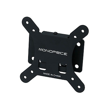 Monoprice® 106520 Low Profile Wall Mount Bracket For 10