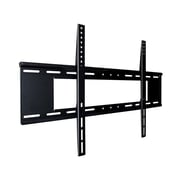 "Monoprice® 106523 Low Profile Wall Mount Bracket For 37""-63"" Display Up to 200 lbs., Black"