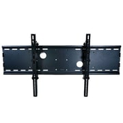 "Monoprice® 106662 Adjustable Tilting Wide Wall Mount Bracket F/30""-63"" Display Up to 165 lbs., Black"