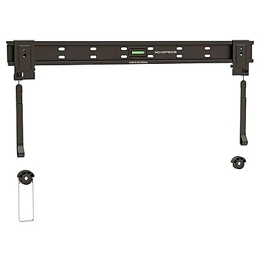 Monoprice® 107469 Ultra Low Profile Wall Mount Bracket For 32