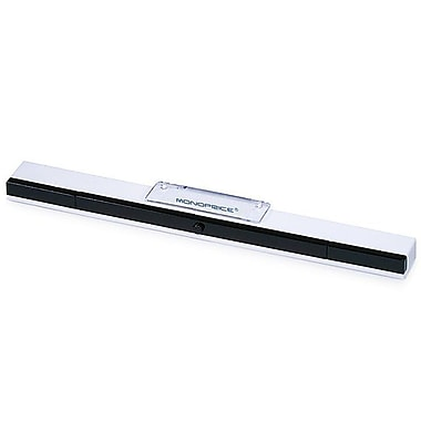 Monoprice® 105669 Wireless Sensor Bar For Wii/Wii U
