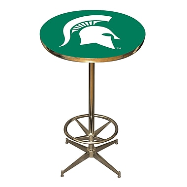 Imperial NCAA Pub Table; Michigan State