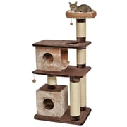 Midwest Homes For Pets 66'' Feline Nuvo Grand Camelot Multi-Level Cat Condo