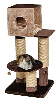 Midwest Homes For Pets 49'' Feline Nuvo Grand Jubilee Multi-Level Cat Condo