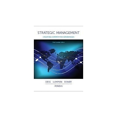 Strategic Management: Creating Competitive Advantages, Used Book (9780070401815)