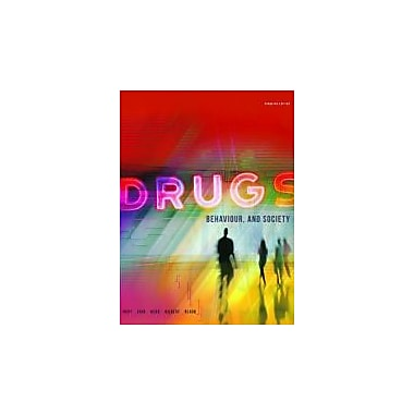 Drugs, Behaviour, and Society, Used Book (9780070909847)