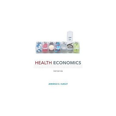 Health Economics, New Book (9780070916487)