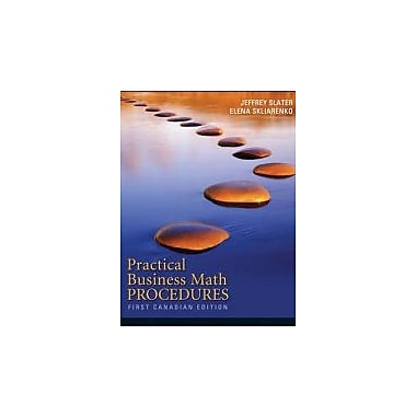 Practical Business Math Procedures, Used Book (9780070916630)