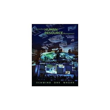 Canadian Human Resource Management, Ninth Edition w/ Connect Access Card, New Book (9780070919907)