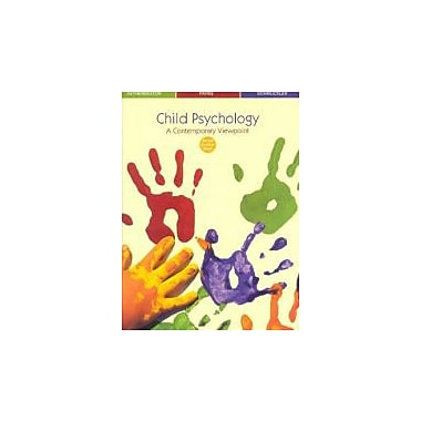 Child Psychology, Used Book (9780070939684)