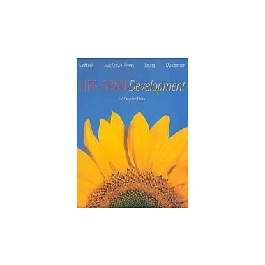 Life-Span Development, Second Edition, New Book (9780070949140)