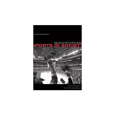 Sports in Society (Canadian), New Book (9780070971844)