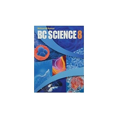 Bc Science 8, New Book (9780070972995)