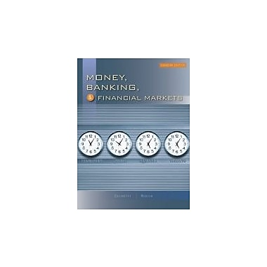 Money, Banking, and Financial Markets, Used Book (9780070983991)