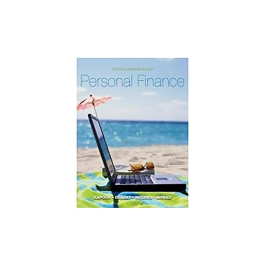 Personal Finance, 4th Cdn Edition, New Book (9780070984028)