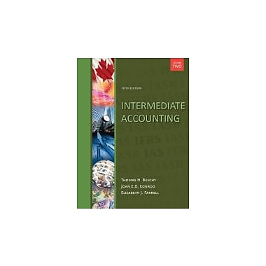 Intermediate Accounting, with Connect Access Card: Volume 2, Used Book (9780071091312)