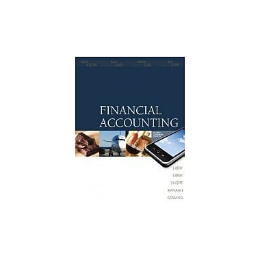 Financial Accounting with Connect Access Card, Fourth CDN Edition, New Book (9780071091336)