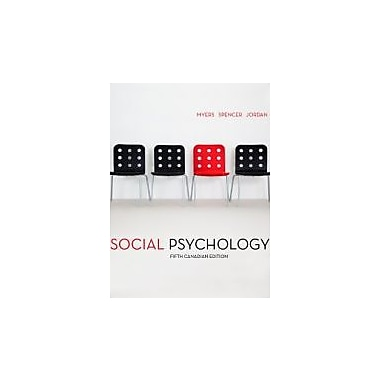 Social Psychology + CONNECT w/etext