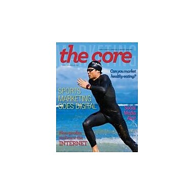 Marketing: The Core, Third Canadian Edition with Connect Access Card [Paperback]