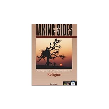 Taking Sides: Clashing Views on Controversial Issues in Religion, New Book (9780072557794)