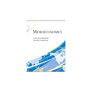 Microeconomics, New Book (9780072900279)