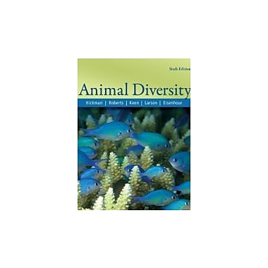 Animal Diversity, New Book (9780073028064)