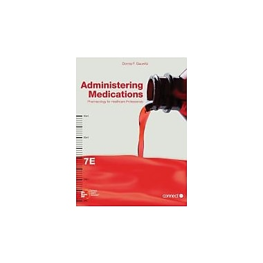 Administering Medications, New Book (9780073374376)