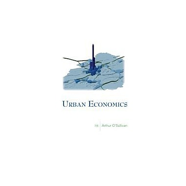 Urban Economics (McGraw-Hill Series in Urban Economics), Used Book (9780073375786)