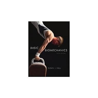 Basic Biomechanics, Used Book (9780073376448)